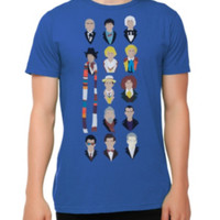 Doctor Who 13 Doctors T-Shirt