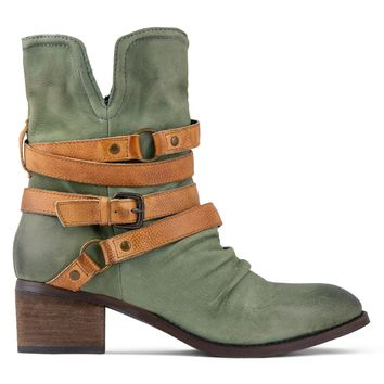 Sbicca Endora Boot Women's - Olive
