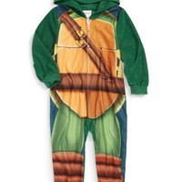Nickelodeon 'Teenage Mutant Ninja Turtles' Microfleece One-Piece (Little Boys & Big Boys) | Nordstrom