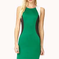 Mod Moment Sheath Dress