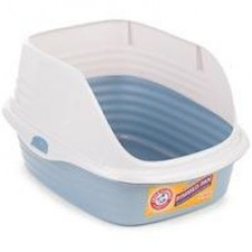 A&H Large Rimmed Litter Pan - Special