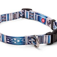Star Wars R2-D2 Dog Collar | Free Delivery