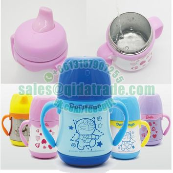 220ml universal Cartoon Thermo Cup