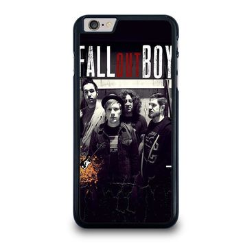fall out boy personil iphone 6 6s plus case cover  number 1