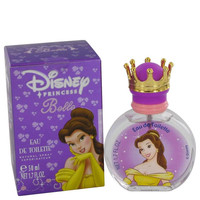 Disney Princess Belle by Disney Eau De Toilette Spray 3.4 oz