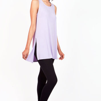 Vented Tank Tunic