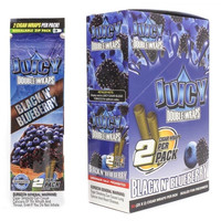 Juicy Wraps - Black N' Blueberry (Box of 50)