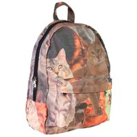 CRAZY CAT LADY BACKPACK. - BAGS - ACCESSORIES