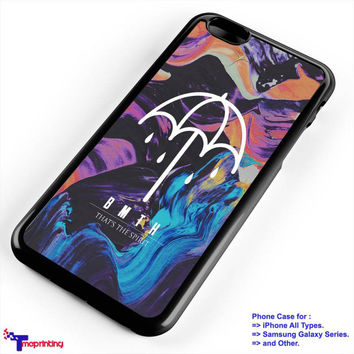 Bring Me The Horizon Marble - Personalized iPhone 7 Case, iPhone 6/6S Plus, 5 5S SE, 7S Plus, Samsung Galaxy S5 S6 S7 S8 Case, and Other