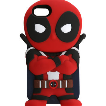 Marvel Chara-Covers Deadpool iPhone 5/5S Case