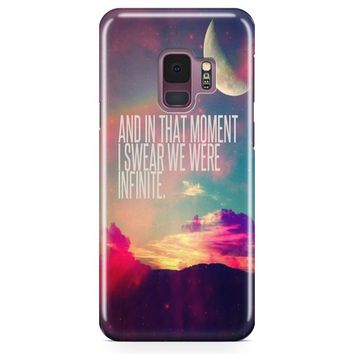 Infinity Samsung Galaxy S9 Plus Case | Casefantasy