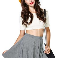After Party Vintage Arielle Skater Skirt
