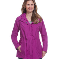 H2OFF Rain Jacket, Mesh-Lined