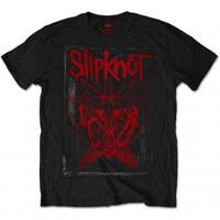 Slipknot Dead Effect T-shirt - Slipknot - S - Artists/Groups - Rockabilia