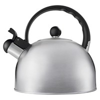 Copco Tucker Tea Kettle - Brushed Stainless Steel