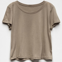 BOZZOLO Girls Basic Tee