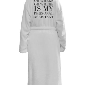 Robe- Personal Assistant