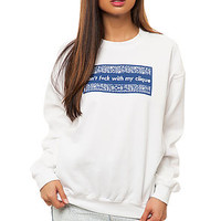The My Clique Pullover