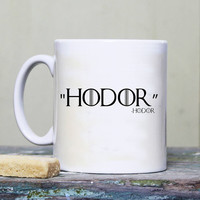 Hodor Game of Thrones - Mug With Attractive Design