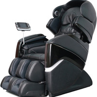Osaki Cyber Zero Gravity Massage Chair with Heat in Black