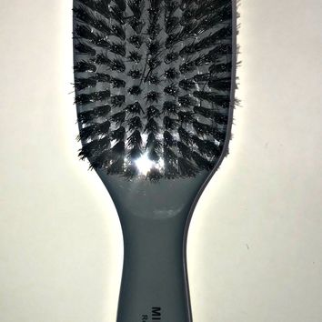 MILANO PRO REINFORCED BOAR BRISTLE BRUSH LONG HANDLE GR