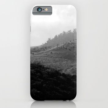 Maui Hills iPhone & iPod Case by Derek Delacroix