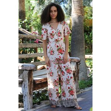 2018 Spring Women's Jumpsuit This is Part Of The New Misses Line