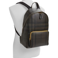 Burberry Abbeydale Faux Leather Backpack | Nordstrom