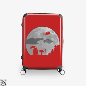 Moon Light, My Neighbour Totoro Suitcase