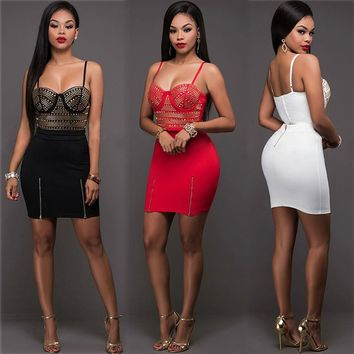 Sexy Bodycon Short Mini Dress Hot Micro Mini Dress For Women