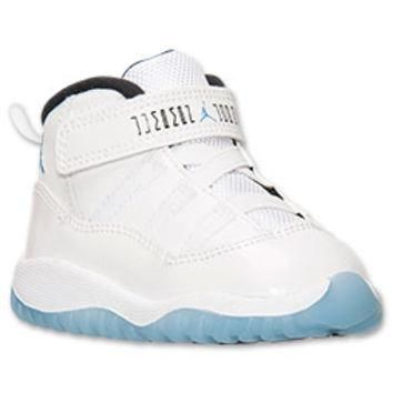 Kids' Toddler Air Jordan Retro 11 Basketball Shoes