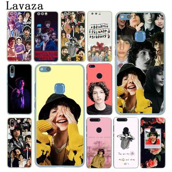 Lavaza Finn Wolfhard Stranger Things TV Phone Case for Huawei P20 Pro P10 P9 Plus P8 Mate 10 Lite Mini 2017 2016 2015 P smart