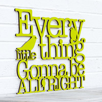 Every Little Thing Gonna Be All Right Bob Marley by spunkyfluff