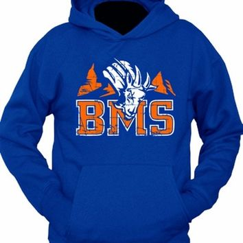 BMS Blue Mountain State Hoodie