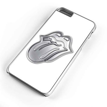The Rolling Stones Logo Silver Eight iPhone 6S Plus Case iPhone 6S Case iPhone 6 Plus Case iPhone 6 Case