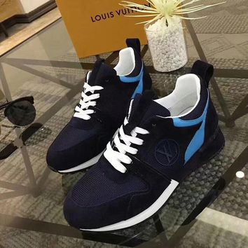 Louis Vuitton Lv Woman Fashion Casual Shoes-11