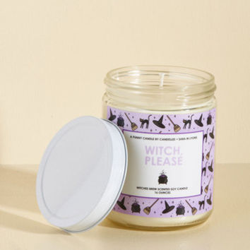 Witch, Please Candle | Mod Retro Vintage Bath | ModCloth.com