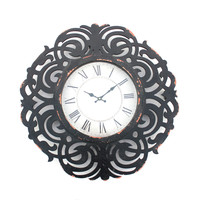 Teton Home Wood Wall Clock