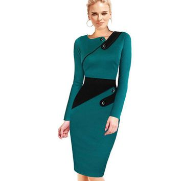 Houston Pencil Dress