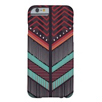 BALMAIN Inspired Pattern iPhone 6/6s, Barely There Barely There iPhone 6 Case
