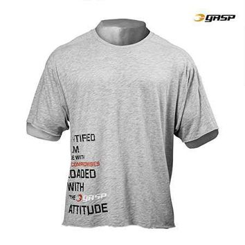 GASP No Compromises Tee