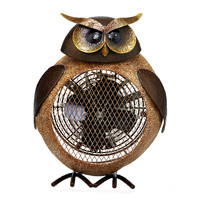 Figurine Heater Fan - Owl