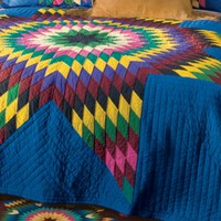 DIAMOND RANCH QUILT