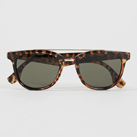 Tortoise Shell Retro Sunglasses - Sunglasses - Shoes and Accessories