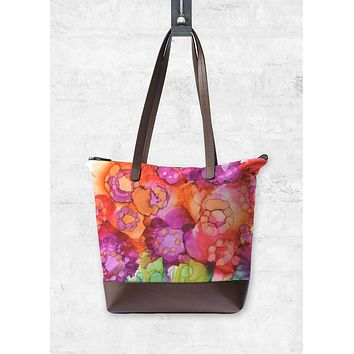 Statement Bag - Misty Morning by VIDA VIDA