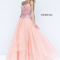 Sherri Hill Dress 11082 at Prom Dress Shop