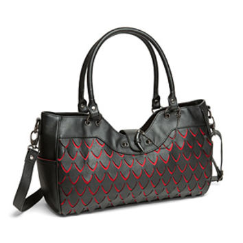 Dragon Scale Ladies Bag
