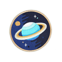 Galaxy Planet Patch
