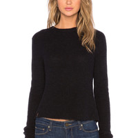 Paige Denim Llana Sweater in Black