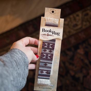 Earthtone Southwest Rug Bookmark